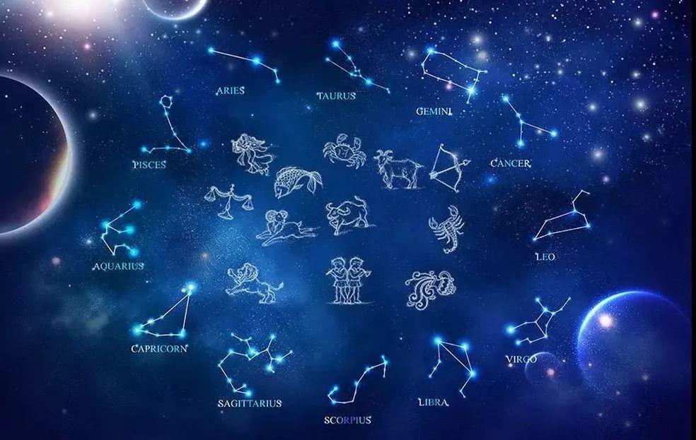 12星座圖